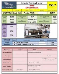 BMB KW 35PI:2200